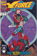 X-Force #2 MARVEL 2nd Appearance Of Deadpool VF NEVER READ