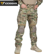 Airsoft Emerson G3 Combat Pants w/ Knee Pads Military Tactical MultiCam 8527