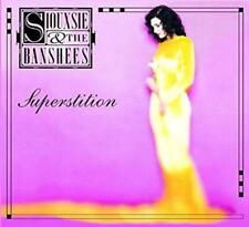 Superstition: Remastered - Siouxsie & The Banshees New & Sealed CD-JEWEL CASE Fr