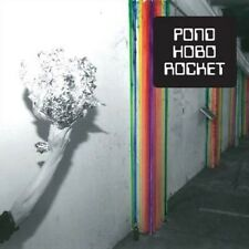 Hobo Rocket - Pond New & Sealed Compact Disc Free Shipping