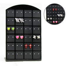 24pairs Earrings Display Stand or Convenient Jewelry Holder Show Case Tool Rack