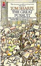 THE GREAT PURSUIT, TOM  SHARPE, Used; Good Book