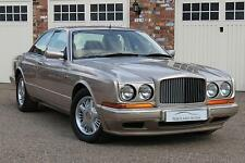 1996 BENTLEY CONTINENTAL 6.8 R TURBO MASSIVE SERVICE HISTORY FILE PRISTINE EXAMP