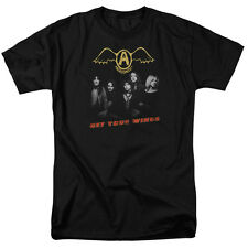 """Aerosmith """"Get Your Wings"""" Men's/Unisex T-Shirts & Tanks - Adult S - 5X"""