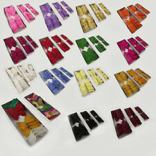 12x Packs of Decorative Artificial Feather Butterfly Picks! Crafts Floristry