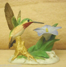 FIGURINE: BRONSON COLLECTIBLES: CALLIOPE  HUMMINGBIRD - FREE SHIP  #SAW-MISC
