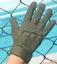New Full finger Military Tactical Airsoft Hunting Cycling Gloves