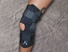 ALPS Coolfit Hinged Knee Brace Wrap-around CFB-HW