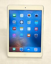 "Apple iPad Mini 32GB WiFi + ATT 4G LTE 7.9"" - White (MD538LL/A) Seller Warranty"
