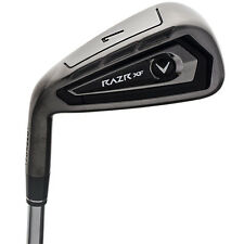 LEFT HANDED CALLAWAY RAZR XF FORGED IRONS RRP £999 NOW £299