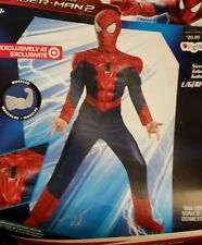The Amazing Spider-Man 2 Child Deluxe Bodysuit Costume Disguise