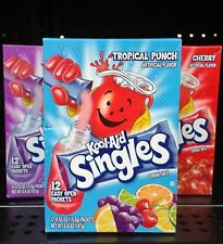 Kool-Aid ~Singles Drink Mix –Your Choice & Many Flavors!