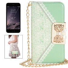 Luxury Wallet Stand Flip Slim Magnetic Leather Case Cover For iPhone 5S 6 6 Plus