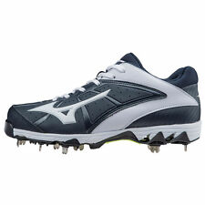 Mizuno Women's 9-Spike Swift 4 Metal Fastpitch Softball Cleats - 320510 - Navy