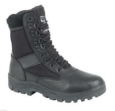 Grafters G-Force Mens Tactical Military Combat Boots Black Urban SWAT Shoes