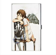 NEW Cigarette Credit Business Card Holder Haibane Renmei anime manga *rare