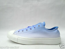 Converse CT Chuck Taylor OX AS Womens Trainers Shoes Monte Blue