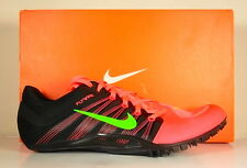 Nike Zoom Ja Fly 2 Hyper Punch Black Track and Field shoes 705373-603