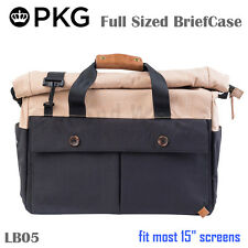 "PKG LB05 15"" Laptop Waterproof Briefcase Bag Case for 15"" MacBook Pro iPad Air 2"