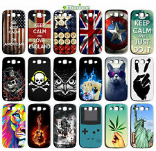 CUSTODIA COVER IN TPU MORBIDA PER SAMSUNG GALAXY S3 i9300 / NEO i9301 FANTASIA D