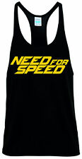 Need for Speed T-Shirt or Vest Zoom Zoom