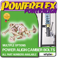 Vauxhall / Opel Senator B (1987 - 1994) POWERFLEX PowerAlign Camber Bolt Kit