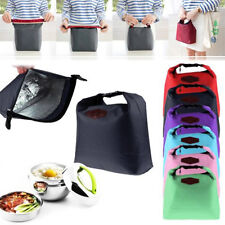 New Picnic Insulated Lunch Bag Box Container Cooler Thermal Waterproof Tote Bag