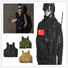 NEW TMC MOLLE RRV Military Tactical Protective Army Vest for Airsoft Paintball