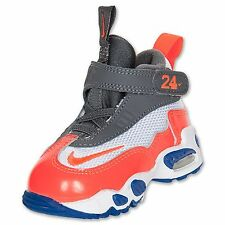 New! NIKE Boys Toddler Air Griffey Max 1 Training Shoes-437354-141 (100C) il