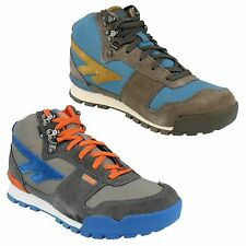HI-TEC MENS SIERRA LITE ORIGINAL WP WATERPROOF HIKING WALKING TRAINER BOOTS