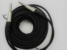 3.5mm RCA-Female Mono Stereo to 1/4 2-RCA Splitter LEFT L-R 1FT-2'ft 3 4 5 cable