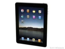 Apple iPad 1st Generation 64GB, Wi-Fi  9.7in  Black WITH EXTRAS!