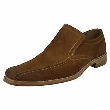Mens Loake Formal Suede F Fitting Shoes the Style - Leon