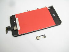 Full LCD Display Touch Screen Frame+Keypad Flex For iphone 4/4G/4S GSM