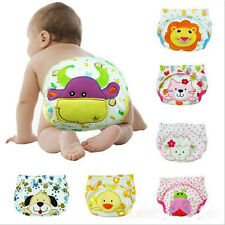1*Toilet Pee Potty Training Pant Diaper Underwear Baby suits For Baby Boy Girl