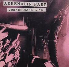 Adrenalin Baby: Johnny Marr Live - Marr,Johnny New & Sealed CD-JEWEL CASE Free S