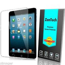 ZenTech Tempered Glass Screen Protector For Apple iPad Mini 4 Air 2 + Purple Pen