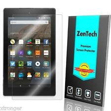 ZenTech Tempered Glass Screen Protector For Amazon Kindle Fire 6 7 8 + Pen