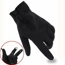 Outdoor Winter Cold Weather Gloves Waterproof Windproof Full Finger Touch Screen