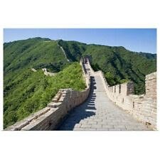 Poster Print Wall Art entitled The Great Wall of China in Beijing, China