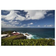 Poster Print Wall Art entitled Puerto Rico, North Coast, Arecibo, Arecibo