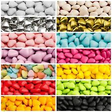 Mini Heart Chocolate Dragees High Quality Party Favour Sweets