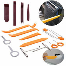 Car Auto Radio Door Clip Panel Trim Dash Audio Removal Pry Kit Tools For BMW