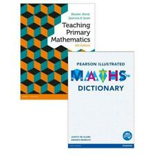 Value Pack Teaching Primary Mathematics + Pearson Illustrated Maths Dictionary b