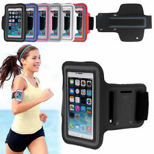 Fashion Jogging Gym Armband Sports Running Arm Band Case Cover Bag For HTC Phone