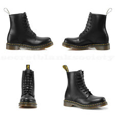 Dr. Martens - 1460 W | 11821006 - New - Womens Boots | Black / Smooth