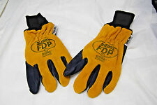 Shelby Specialty FDP GORE RT7100 Navy/Gold 5225 5226 Gloves XL, J [S5784]