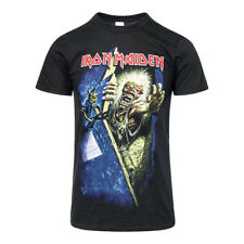 Official T Shirt IRON MAIDEN Black NO PRAYER Print Band Tee All Sizes