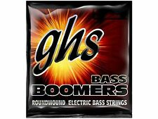 GHS Bass Boomers Short Scale Reg 50-107 String Set
