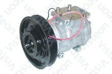 A/C Compressor and Clutch-New 10Pa17C Compressor with Clutch Visteon 010411